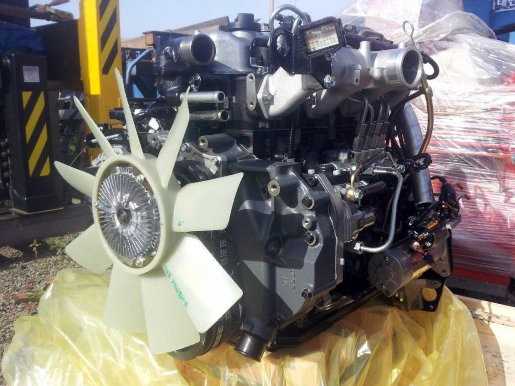 Снятый двигатель Hyundai