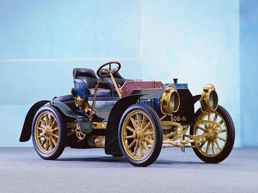 Мерседес 1901 года