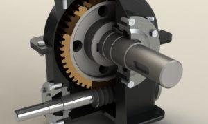 Червячный редуктор: особенности и ремонт