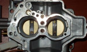 Диффузор карбюратора: модернизация