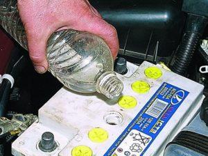 Щелочной электролит: правила применения