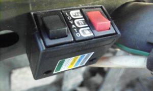 Кнопка ГБО: особенности монтажа