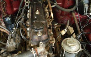 Двигатель Toyota 4Y/4Y-E/4Y-EC 2,2 л