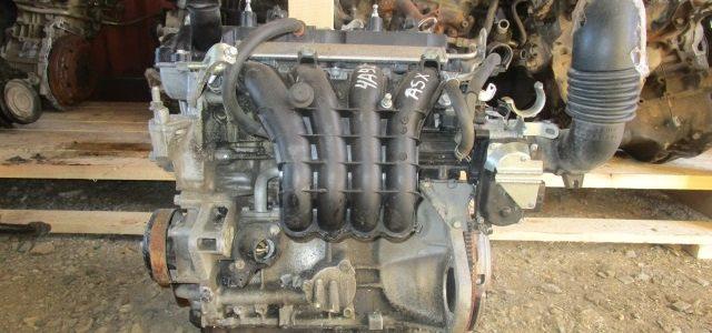 Двигатель Mitsubishi 4A92 (4A92 ASX, 4A92 Lancer)(1590)