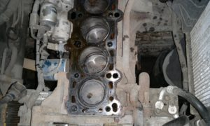 Двигатель Kia Rio A5D (A5D 95 HP, A5D 97 HP, A5D 98 HP) (1493)