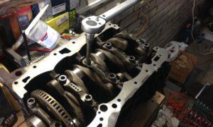 Двигатель Skoda CCZA 2.0 FSI и TFSI