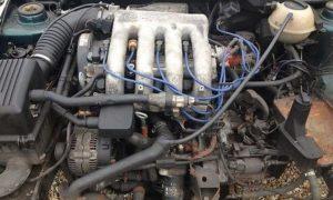 Двигатель Volkswagen ABF (Volkswagen AG) (ABF Golf, ABF Passat)(1984)