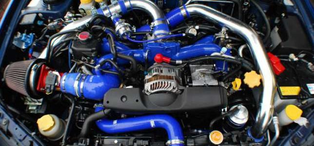 Двигатель Honda K24A 2.4 л