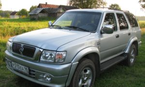 Двигатель Great Wall Motors 491QE 2.2