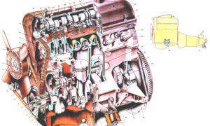 Двигатель ВАЗ 2105 – первый ДВС с зубчатым ремнем ГРМ