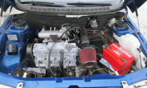 Двигатель ВАЗ 11183,  2 л