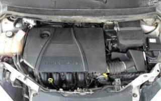 Двигатель Ford QQDB, 1,8 л