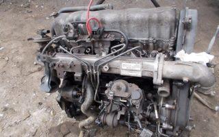 Двигатель Mazda WL-T, 2.5л