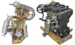 Двигатель ВАЗ 21124 1,6 л