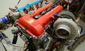 Двигатель Nissan SR20DE/DET/VE/VET, 2.0 л