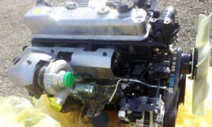 Двигатель Hyundai D4DB/4D34T, 3.9л