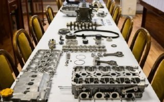 Двигатель ВАЗ 21179 1,8 л