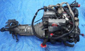 Двигатель Mazda R2 2,2 л/64 л. с.