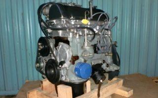 Двигатель ВАЗ 21214 1,7л