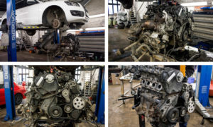Двигатель VAG CDNC 2,0 л/211 л. с.