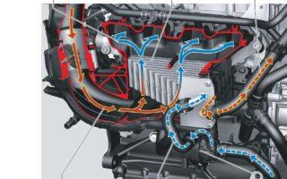Двигатель Audi CAXA TSI 1,4л/122 л. с.
