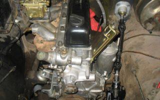 Двигатель ГАЗ ЗМЗ 402 2,45 л/100 л. с.