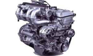 Двигатель ГАЗ ЗМЗ 406 2,3 л/100 л. с