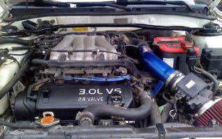 Двигатель Mitsubishi 6G72 3 л/141 – 225 л. с.
