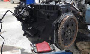 Двигатель KIA/HYUNDAI D4CB 2,5 л