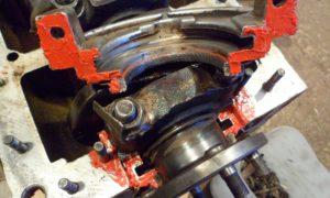 Двигатель УМЗ 417 2,45 л/92 л. с