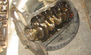 Двигатель Daewoo G15MF 1,5 л/75 л. с.