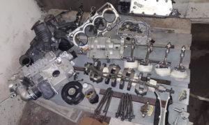 Двигатель Nissan QR25DE 2,5 л/175 л. с.