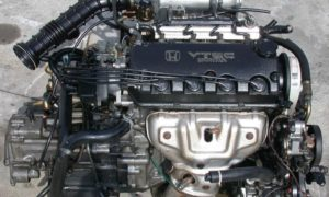 Двигатель Honda ZC 1,6 л/105 – 130 л. с.