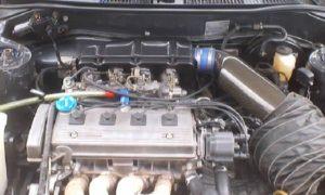 Двигатель Toyota 4A FE 1,6 л/110 л. с.