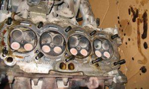 Двигатель Toyota 4S FE 1,8 л/125 л. с.