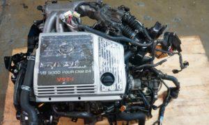 Двигатель Toyota 1MZ FE 3,0 л/168 – 220 л. с.