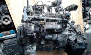 Двигатель Hyundai D4EA 2,0 л/112 – 140 л. с.