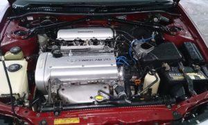 Двигатель Toyota 4A GE 1,6 л/115 – 240 л. с.