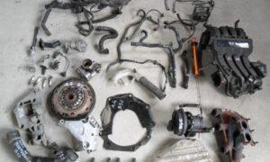 Двигатель GM BSE 1,6 л/102 л. с.