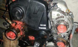 Двигатель Toyota 3S GE  2,0 л