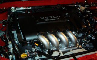 Двигатель Toyota 1ZZ FE 1,8 л/120 – 143 л. с.