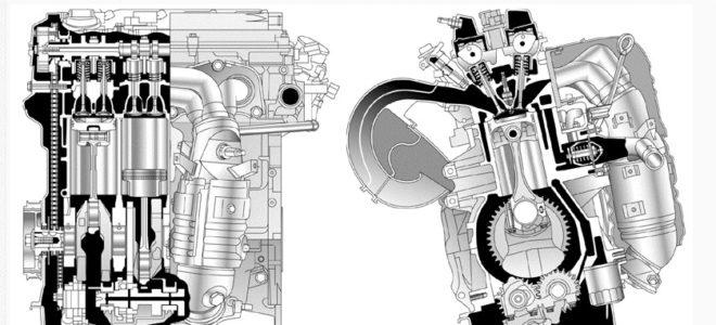 Двигатель Toyota 2AZ FE 2,4 л/160 л. с.