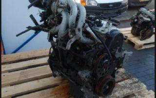 Двигатель Mitsubishi 4G18 1,6 л/98 – 122 л. с.