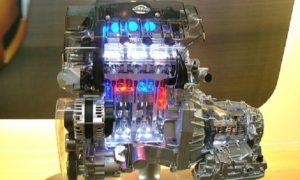 Двигатель Nissan-Renault HR16DE 1,6 л/110 л. с.