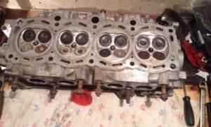 Двигатель Toyota 5S FE 2,2 л