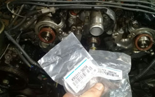 Двигатель Toyota 5VZ FE 3,4 л/190 л. с.