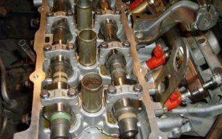 Двигатель Nissan QG18DE 1,8 л/125 л. с.