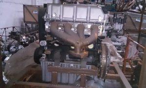 Двигатель Acteco SQR477F, 1,5 л