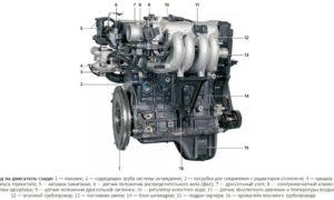 Двигатель Hyundai G4ED 1,6 л/105 л. с.