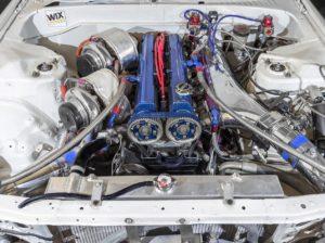 Описание двигателя 2JZ-GTE